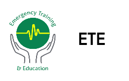 Emergency Training and Education